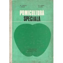 Pomicultura speciala - M. Popescu, I. Militiu, N. Ghena, M. Mitu