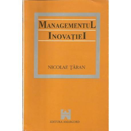 Managementul Inovatiei - Nicolae Taran