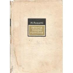 Istoria Limbii Romane - Al. Rosetti