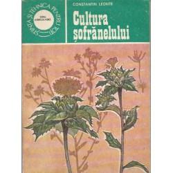 Cultura sofranelului - Constantin Leonte