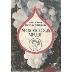 Microbiologia Vinului - Aurel Popa
