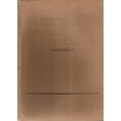Istoria limbii romane (2 vol.) - Al. Rosetti