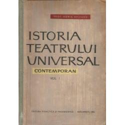 Istoria Teatrului Universal (vol. 1) - Horia Deleanu