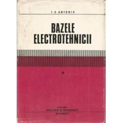 Bazele electrotehnicii (vol. 1) - Ion S. Antoniu