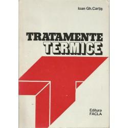 Tratamente termice - Ioan Gh. Cartis