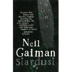 Stardust - Neil Gaiman (lb. eng.)