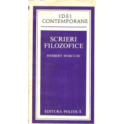 Scrieri filosofice - Herbert Marcuse