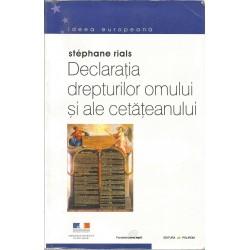 Declaratia drepturilor omului si ale cetateanului - Stephane Rials