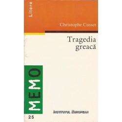 Tragedia greaca - Cristophe Cusset
