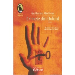 Crimele din Oxford - Guillermo Martinez