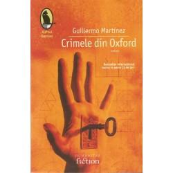 Crimele din Oxford - Guillermo Martinez