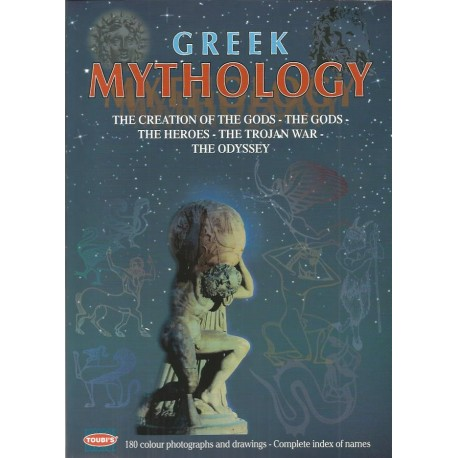 Greek Mythology (Lb. engleza) - Sofia Souli