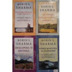 Set 4 carti Robin S. Srarma