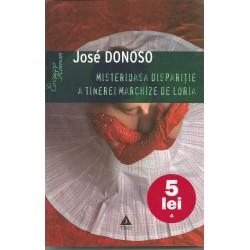 Misterioasa disparitie a tinerei Marchize de Loria - Jose Do
