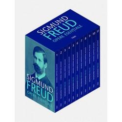 Sigmund Freud - Opere Esensiale (Set complet, 11 vol.)