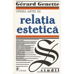 Relatia Estetica (vol. 2) - Gerard Genette