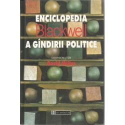 Enciclopedia Blackwell a gandirii politice - David Miller