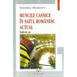 Muncile casnice in satul romanesc actual - Valentina Marinescu
