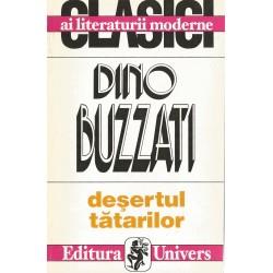 Desertul tatarilor - Dino Buzzati