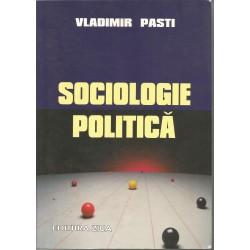 Sociologie politica - Vladimir Pasti