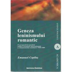 Geneza leninismului romantic - Emanuel Copilas