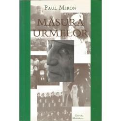 Masura urmelor - Paul Miron