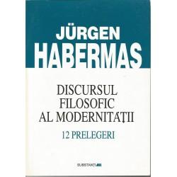Discursul filosofic al modernitatii - Jurgen Habermas