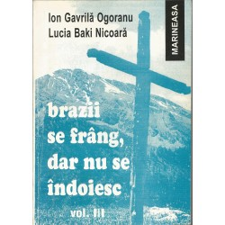 Brazii se frang, dar nu se indoiesc, vol. III - Ion Gavrila Ogoran