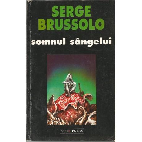 Somnul Sangelui - Serge Brussolo