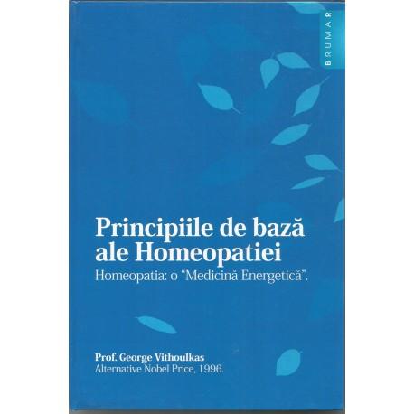 Principiile de baza ale homeopatiei - Prof. George Vithoulkas