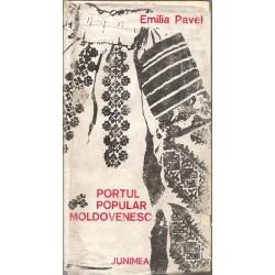 Portul popular moldovenesc - Emilia Pavel