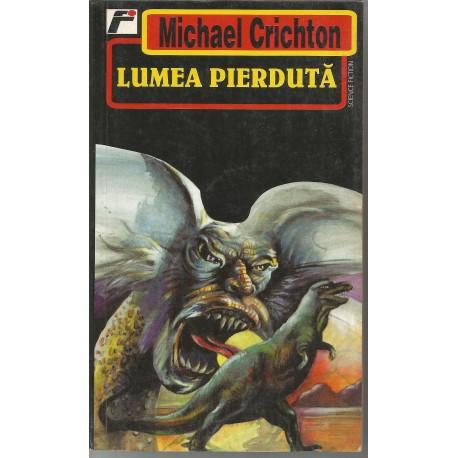 Lumea pierduta - Michael Crichton
