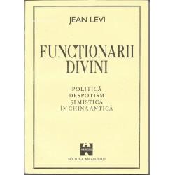 Functionarii Divini - Jean Levi