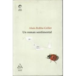 Un roman sentimental - Alain Robbe-Grillet