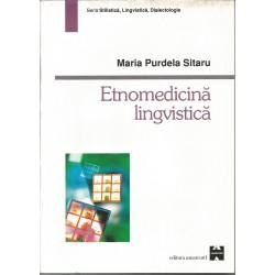 Etnomedicina lingvistica - Maria Purdela Sitaru