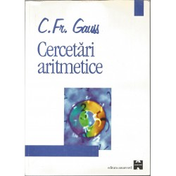 Cercetari aritmetice - Carl Friedrich Gauss