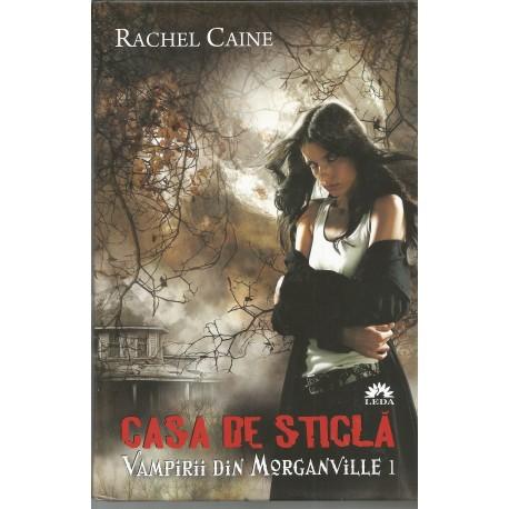 Vampirii din Morganville - Rachel Caine (vol 1+2+3+4)