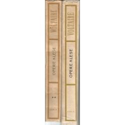 Voltaire - Opere alese (vol 1+2)