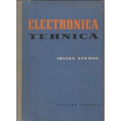 Electronica tehnica - Iulius Strand