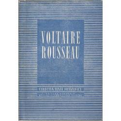 Voltaire - Rousseau - Colectia Texte Filozofice