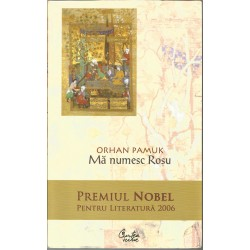 Ma numesc Rosu - Orhan Pamuk Editia a II-a