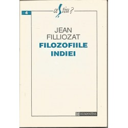 Filozofiile Indiei - Jean Filliozat