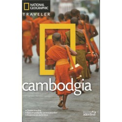 National Geographic - Traveler - Cambodgia