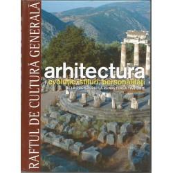 Raftul de cultura generala - Arhitectura - Vol 10