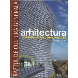 Raftul de cultura generala - Arhitectura - Vol 12