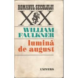 Lumina de August - William Faulkner