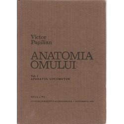 Anatomia omului (vol. 1, 2) - Victor Papilian