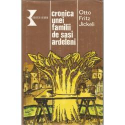 Cronica unei familii de sasi ardeleni - Otto Fritz Jickeli