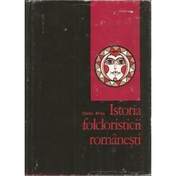 Istoria Folcloristicii Romanesti - Ovidiu Birlea