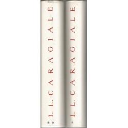 Caragiale - Opere (vol 1, 2, editie de lux)